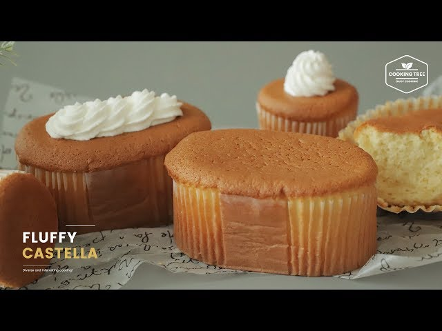 ККЛЛ! КЛП КК ЛЛМК ККЙё  Fluffy Honey Castella Recipe  Cooking tree