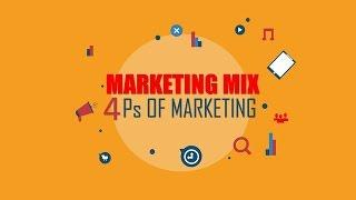 02. Marketing Mix: 4 Ps of Marketing
