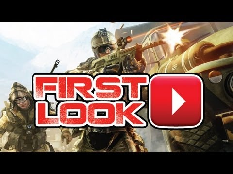 Warface Gameplay - First Look HD