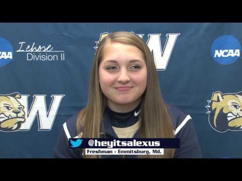2014 Wingate Women's Lacrosse - Meet the Bulldogs Video Roster