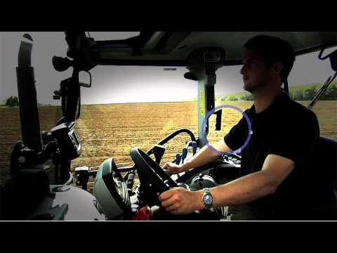 New Holland T5 Electro Command Tractor - Shifting to the next level
