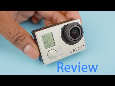 GoPro Hero 3 Plus Silver Review   with Video Footage and Slow Motion
