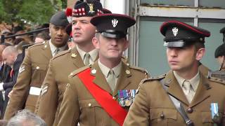 Itc Catterick Passing Out Parade 2017