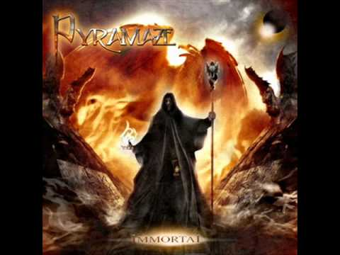 Pyramaze - A Beautiful Death