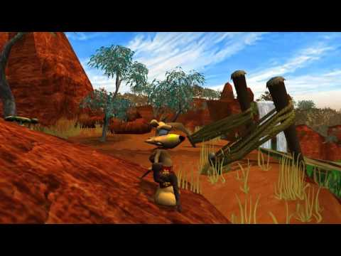 Let's Play Ty The Tasmanian Tiger (PC - Full 100%+Picture Frames) - Episode 1