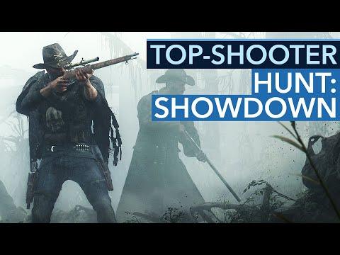 """""""Hunt: Showdown ist der beste Shooter der Welt"""" - Aber warum?"""