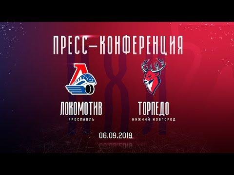 «Локомотив» - «Торпедо»: пресс-конференция тренеров