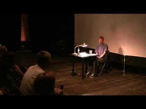 Měsíc Autorského čtení 2013: Ján Litvák (záznam čtení) video