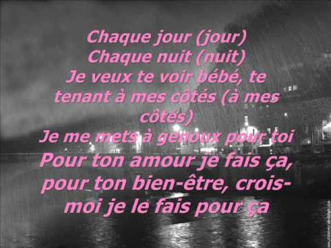 Adore You Lil Rain ( Traduction ) video