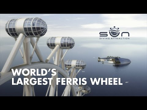 World s largest Ferris wheel