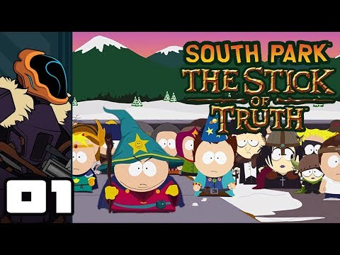 Let's Play South Park: The Stick of Truth - PC Gameplay Part 1 - I'm Gonna Regret This...