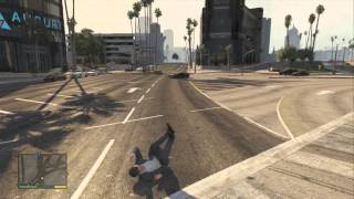 "GTA 5 ""SUPER JUMP"" New Cheat Code!"