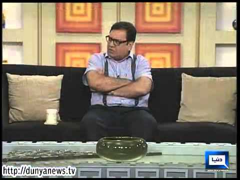 Dunya News - Hasb E Haal - 21-08-14 video