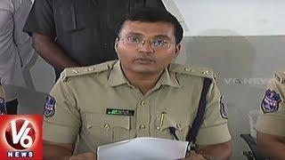 DCP Prakash Reddy Speaks To Media Over Attapur Murder | Hyderabad