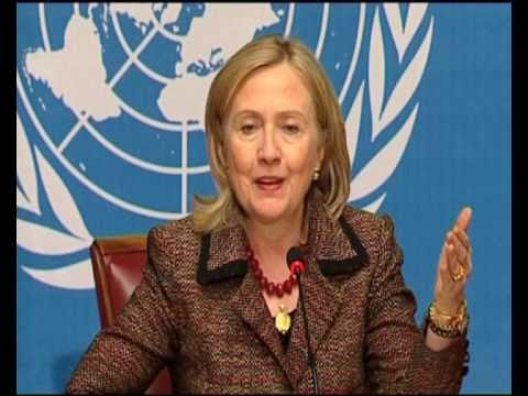 MAGNUMMAXIM:  LIBYA - US's HILLARY CLINTON @ U.N. HUMAN RIGHTS COUNCIL.