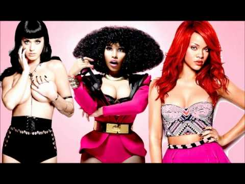 Nicki Minaj & Rihanna vs. Katy Perry - Fly Firework (Mash-Up)