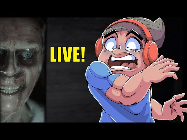 LETS PLAY SOME SCARY GAMES!!