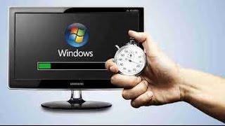 طريقة تسريع الكمبيوتر الى أقصى حد l اجعل حاسوبك كالصاروووخ