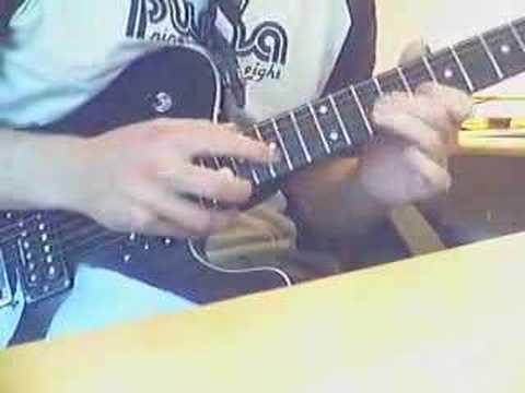 Michael Sembello's Maniac guitar solo