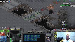 스타1 StarCraft Remastered 1:1 (FPVOD) Larva 임홍규 (T) vs rktwpWkq (Z) Circuit Breakers 써킷브레이커