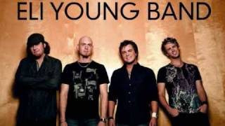 Watch Eli Young Band Back Of My Mind video