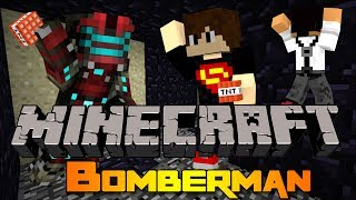Minecraft Mini-game: Bomberman!