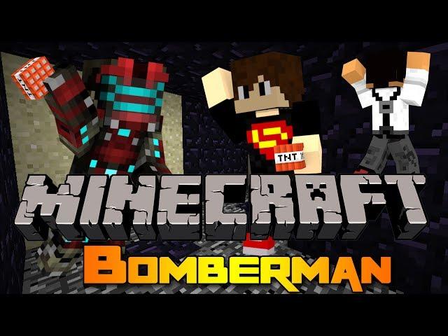 Minecraft Mini-game: Bomberman!