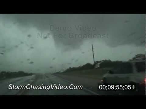 4/24/2011 Baird Texas Easter Sunday Tornado