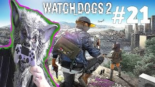 Watch Dogs 2 (PS4) Part 21 - Hacking A Rocket