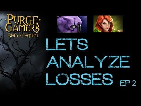 Dota 2 Lets Analyze Losses ep. 2