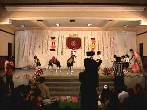 Cute Indian Kids Dance For English Song. video