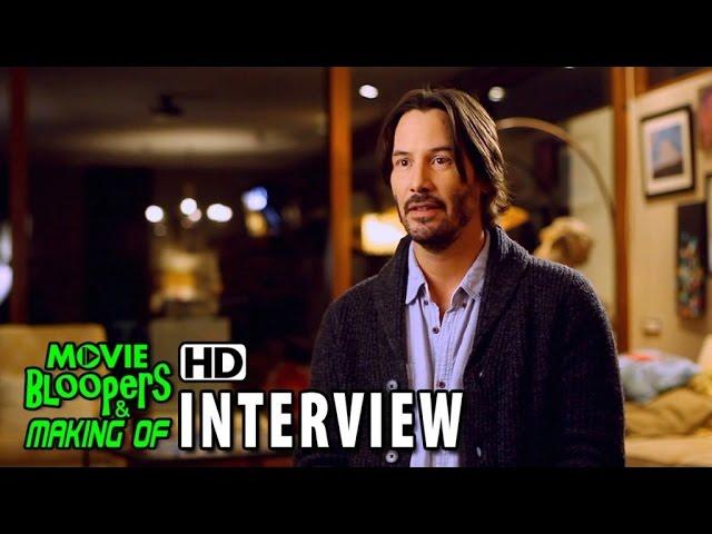 Knock Knock (2015) Behind the Scenes Movie Interview - Keanu Reeves is 'Evan Webber'