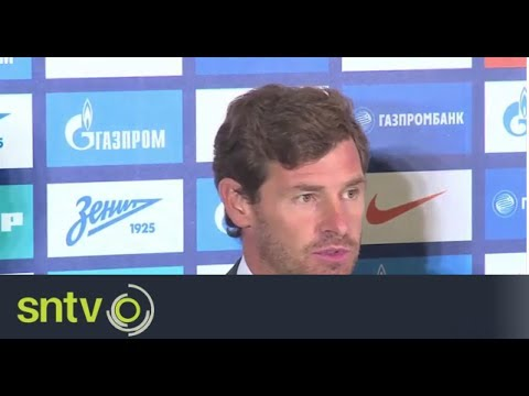 'I'm at Zenit with big ambitions' - Villas-Boas