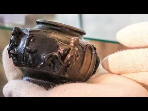 Romeinse vondsten in Tiel