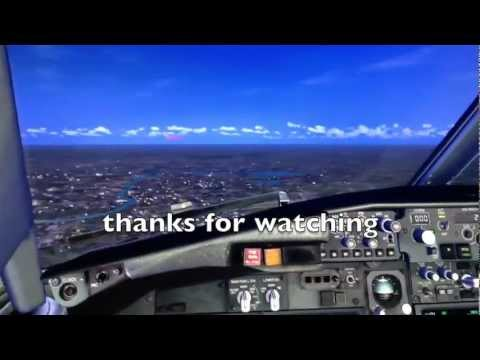 FSX Tester EDDT Take OFF TrackIR5