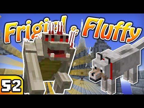 FRIGIEL & FLUFFY : LE DONJON DE BEDROCK | Minecraft - S5 Ep.52 thumbnail