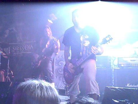 Kingdom of Sorrow (live) - Demon Eyes (Demonized) - 10-05-08