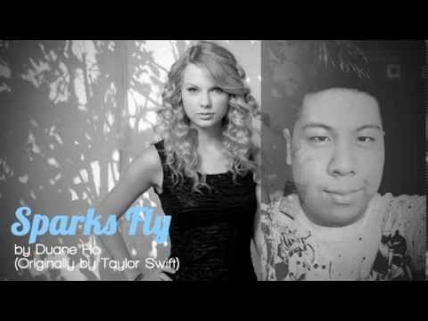 Sparks Fly - Taylor Swift (Cover)
