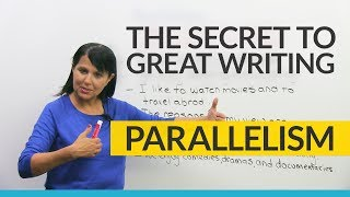 Parallelism: The secret to great writing
