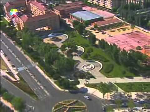 Móstoles (Madrid desde el aire)