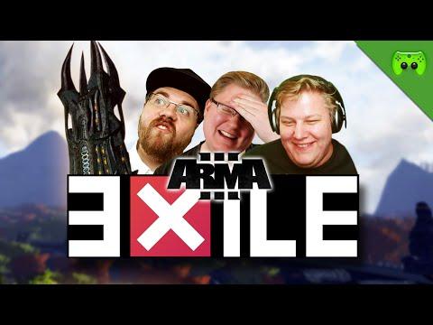 WER HAT DEN LÄNGSTEN? 🎮 Arma 3: Exile #3
