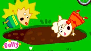 Dolly & Friends Funny Cartoon for kids Full Episodes #264 Full HD