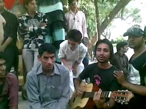 Sajni Pas Bulao Na - Guitar video