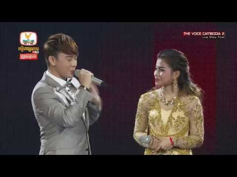 The Voice Cambodia - Chhin Rathanak vs Nob Bayarith - Live Show Final 19 June 2016