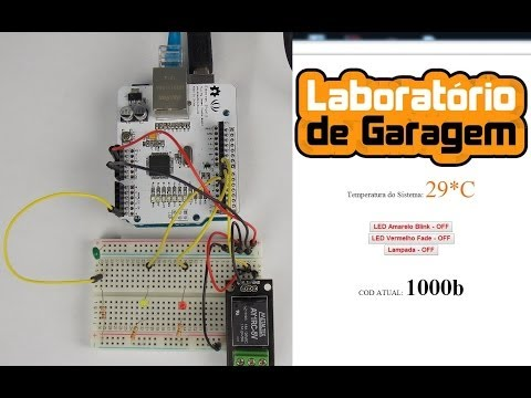 Get Your Arduino Online with an ENC28J60 By Nathan Hein