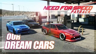 Need For Speed Payback - Our Dream Cars Challenge! (Cruising & More!)