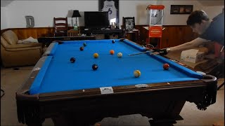 Best Drill For 9 Ball! | Running Racks