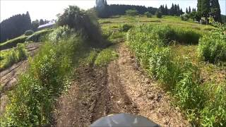 Kx85 Japan Country Side & Track