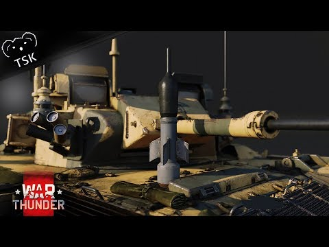 A Sign of Things to Come? - FV 510 Warrior British IFV - (War Thunder Update 1.81)