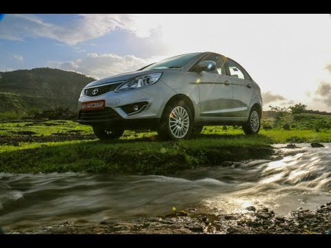 Tata Zest Diesel AMT Driven | Video Review | Styling, Features, Mileage, Price | ZEEGNITION